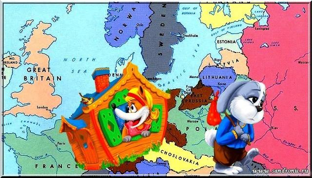 Мировой порядок. Идиоты. Швеция в огне, или восток дело тонкое….