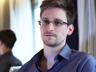 Edward Snowden. That he did, or trap for Putin.