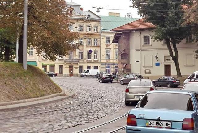 Полчаса во Львове.Леонид  Западенко