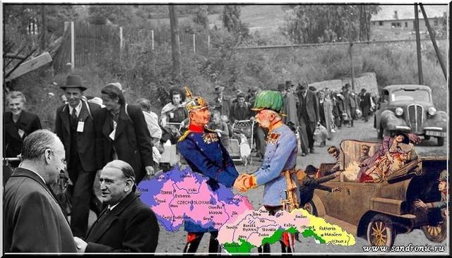 Ukraine. Historical parallels. Pandora