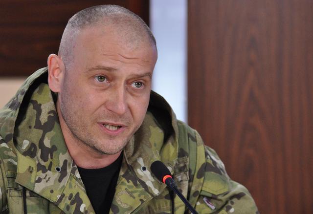 Дмитрий Ярош. Дмитрий Корчинский. Провокаторы на службе…