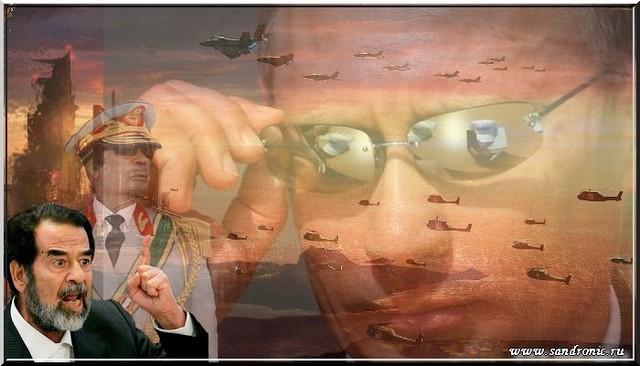 Почему диктаторов убивают или современная история жуликов и воров…