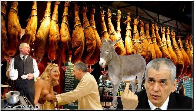 Россия. Запад. Крымское эхо или санкции, как способ самоуничтожения…
