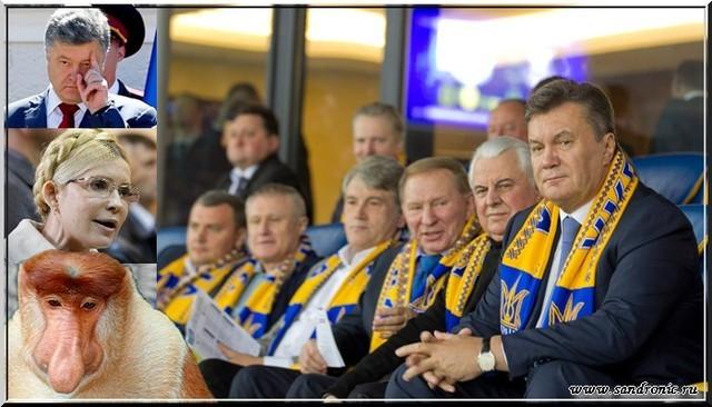 Украина. Варианты развития событий, или чем сердце успокоится…