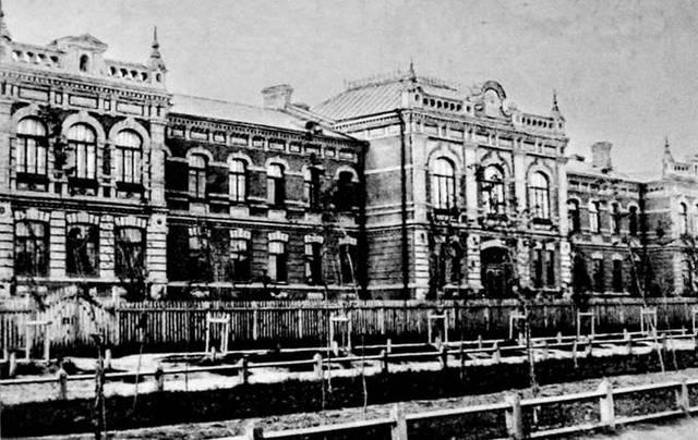 Город начинается с вокзала.Часть четвёртая