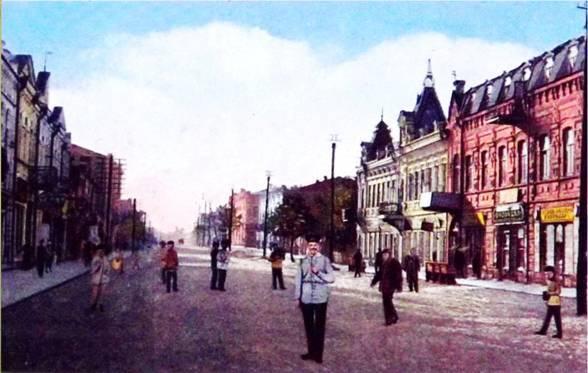 Город начинается с вокзала