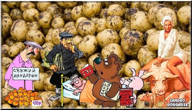 Качество товаров в сетевых магазинах, или тяжёлая доля российского сельхозпроизводителя…