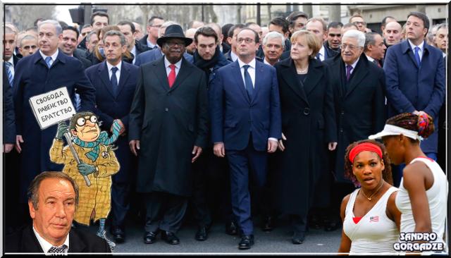 Исламизация или гибель Европы…Все вы Charlie Hebdo…