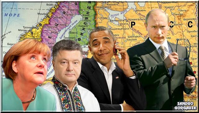 Санкции против России, или чем сердце успокоится…Часть первая