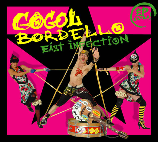 Gogol Bordello - Дискография (1999-2007) Gypsy Punk