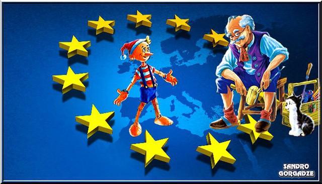 Евросоюз. Лохотрон или как мы играем в демократию…