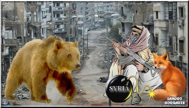 Почему России не надо воевать в Сирии…