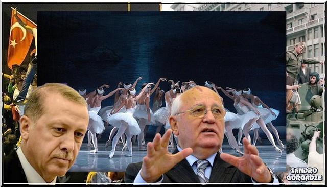 Турция. Переворот. Реджеп Эрдоган. Защита демократии или свержение тирана…