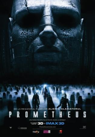 Прометей / Prometheus (2012) HDRip