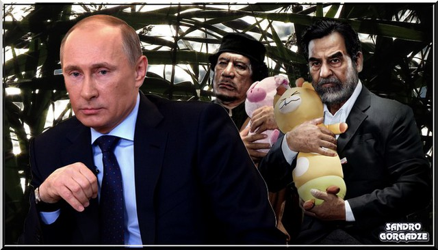 Владимир Путин. Бей первым или капкан, из которого нет выхода…