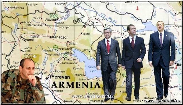 Нагорный Карабах. Blood, pain, tear.