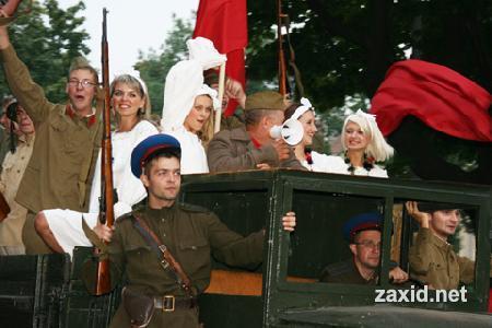,,Как Красная Армия захватила Львов,,  Леонид  Западенко.