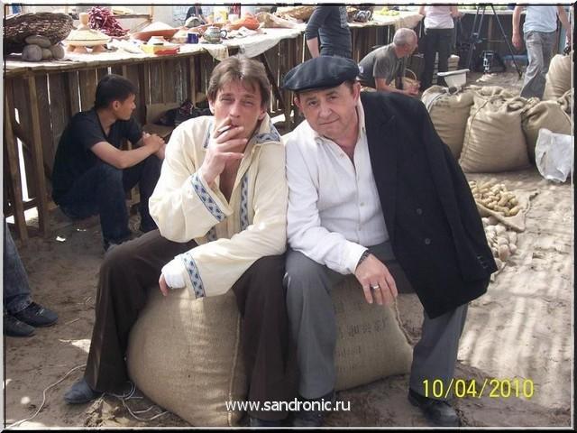 Беседа с интересным человеком.Владимир  Михайлов.
