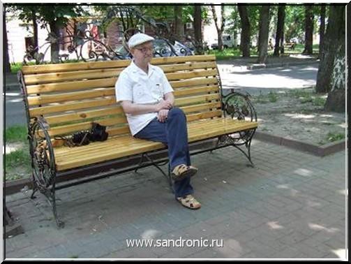 Беседа с интересным человеком.Леонид Западенко.