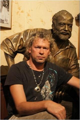 Беседа с интересным человеком.Олег  Чернэ
