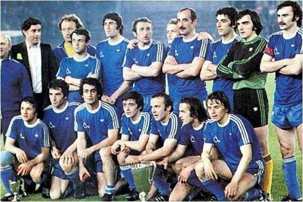 Золотая команда. Команда моего детства…