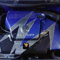 Крышка двигателя Golf 4 вариант 2