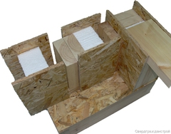 SIP-панели в домостроении