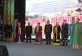 Уус-Алдан делегацията ыалдьыттаата