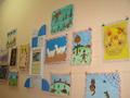 Выставка детских работ