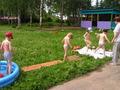 Закаливание детей в летнее время