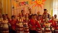 Выступление детского фольклорного коллектива