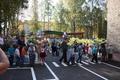 Открытие площадки по изучению правил дорожного движения