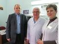 Чеченская республика осваивает методы Новороссийского онкодиспансера в борьбе с раком