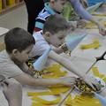 Мастер-класс в рамках совместной работы с МОУСОШ №167