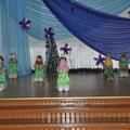 Выездное новогоднее мероприятие для пенсионеров в пансионате