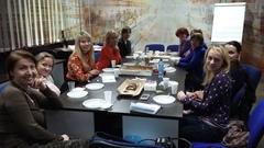Клубная встреча членов Профессиональной Гильдии Психологов