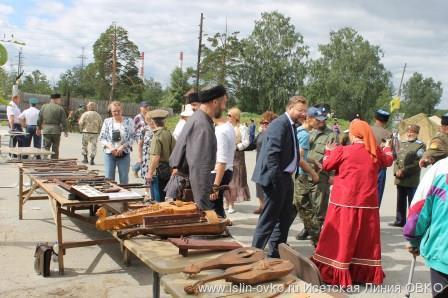 Казачья сила Урала г. Среднеуральск