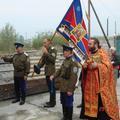 Станица «Державная» обрела освященное знамя