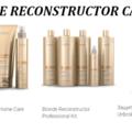 КОЛЛЕКЦИЯ BLONDE RECONSTRUCTOR создана, чтобы решать все проблемы обесцвеченных волос, она гарантирует максимальное восстановление и абсолютную их защиту во время обесцвечивания.