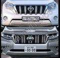 Toyota Land Cruiser Prado  2018 (12.09.2017)