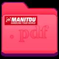 каталог MANITOU
