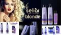 SELIAR BLOND ECHOS LINE Серия для осветленных и мелированных волос с микрочастицами платины и аргано
