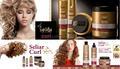Seliar Curl Серия для вьющихся волос с медом и маслом Аргании Echos Line