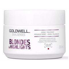 06121 DUALSENSES BLOND & HIGHLIGHTS 60-SEK маска 200 ml