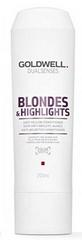 06119 DUALSENSES BLOND & HIGHLIGHTS кондиционер 200 ml